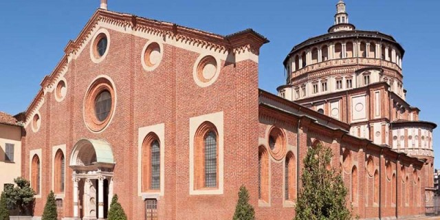 10 Places to Visit in Milan during ISaloni 2017 places to visit10 Places to Visit in Milan during ISaloni 2017Santa Maria delle grazie1 1