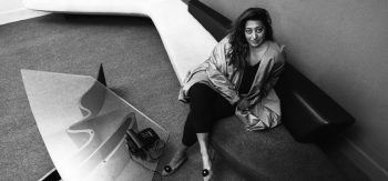 The Best Zaha Hadid Architecture featured in the Film Fest