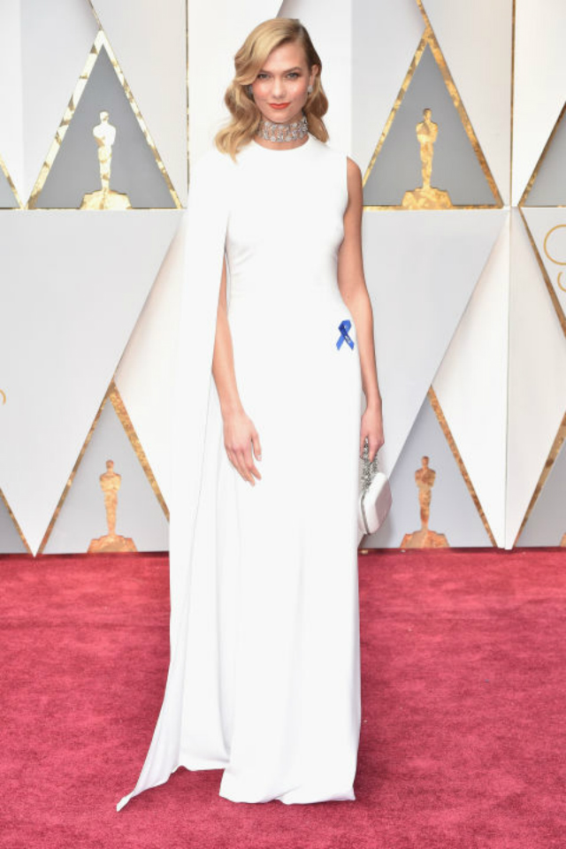 The Best Red Carpet Dresses from Oscars 2017 Oscars 2017The Best Red Carpet Dresses from Oscars 2017gallery 1488151873 hbz oscars karlie kloss