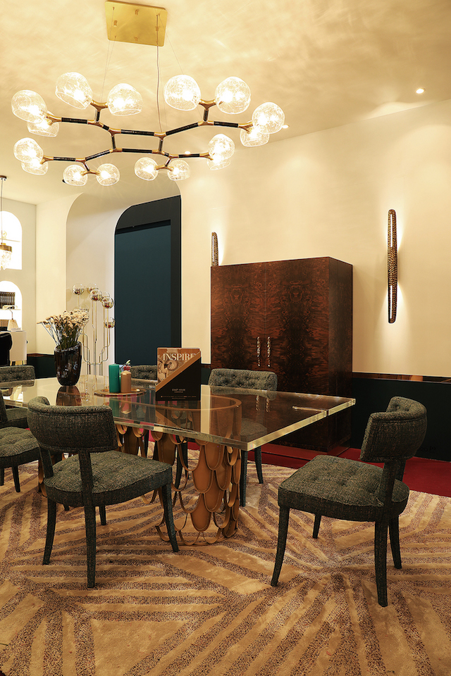 A Preview Of The Best Milan Furniture Show: BRABBU at iSaloni 2017 A Preview Of BRABBU First Day at iSaloni 20172017 april brabbu isaloni HR 10