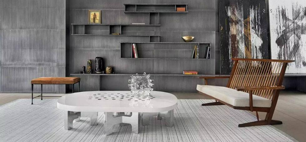 Olivier Dwek Completes S Apartment in Paris and It Looks OutstandingOlivier Dwek Completes S Apartment in Paris and It Looks Outstanding 1