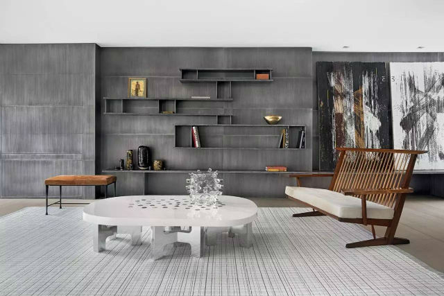 Olivier Dwek Completes S Apartment in Paris and It Looks OutstandingOlivier Dwek Completes S Apartment in Paris and It Looks Outstanding 1s