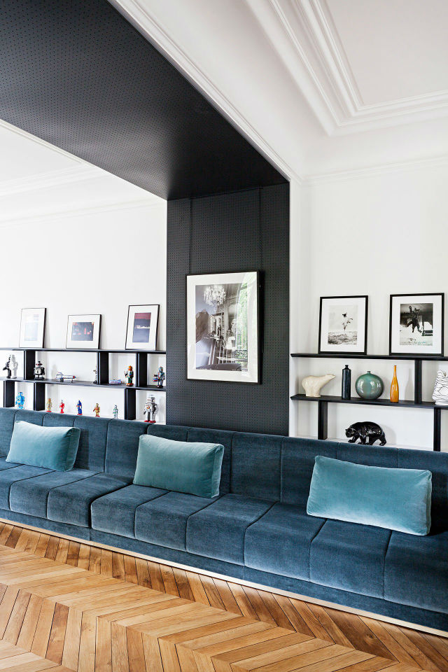 Tristan Auer Completes the Renovation of a Luxurious Family Residence in Paris Tristan Auer Completes the Renovation of a Luxurious Family Residence in ParisTristan Auer Completes the Renovation of a Luxurious Family Residence in Paris 2