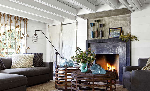 The Best Living Room Decorating Ideas for This Summer  The Best Living Room Decorating Ideas for This Summer1451501137 54c0695f510e6 ial baskets coffee table metal fireplace 0712 dempster12 xl