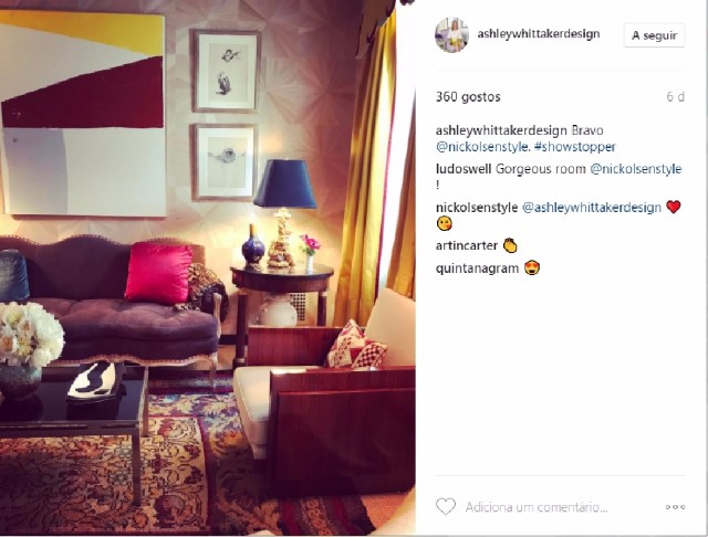 5 Best Instagram Accounts For Interior Design Tips You Must Know 5 Best Instagram Accounts For Interior Design Tips You Must KnowASHLEY WHITTAKER