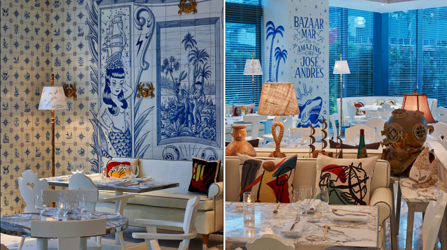 New Miami restaurant Decorated by French Designer Philippe Starck New Miami restaurant Decorated by French Designer Philippe StarckNew Miami restaurant Decorated by French Designer Philippe Starck 1