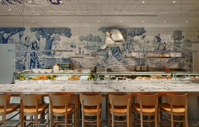 New Miami restaurant Decorated by French Designer Philippe Starck New Miami restaurant Decorated by French Designer Philippe StarckNew Miami restaurant Decorated by French Designer Philippe Starck 4