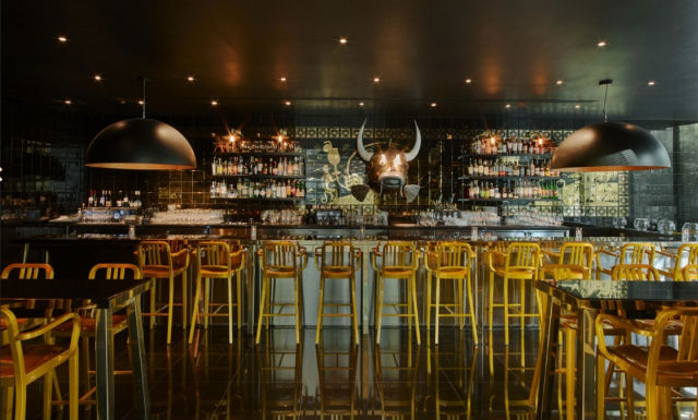 New Miami restaurant Decorated by French Designer Philippe Starck New Miami restaurant Decorated by French Designer Philippe StarckNew Miami restaurant Decorated by French Designer Philippe Starck 5