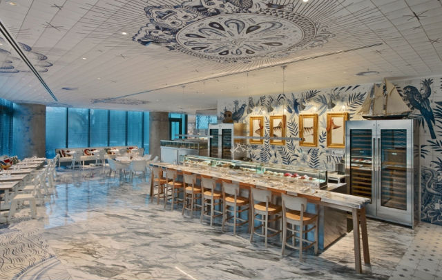 New Miami restaurant Decorated by French Designer Philippe Starck New Miami restaurant Decorated by French Designer Philippe StarckNew Miami restaurant Decorated by French Designer Philippe Starck 7