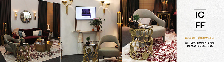 BRABBU Design Events: ICFF 2017, Covet London and Much More! ICFF 2017: High-End Furniture Fair that Will Not Want to Missbanner
