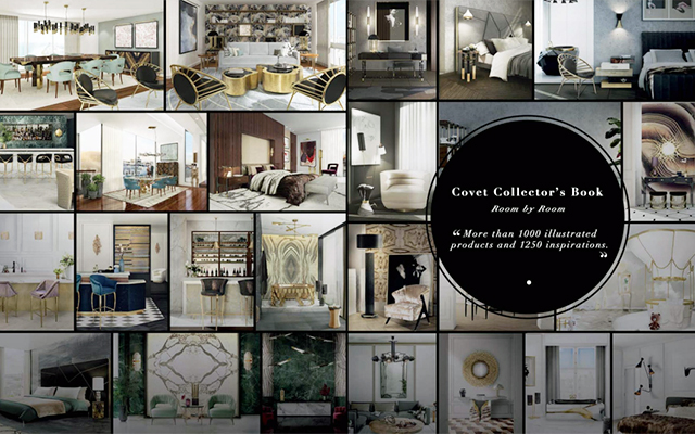 The Kick Off Start to ICFF 2017: Stay Up to Date with The Biggest Design News  ICFF 2017 ICFF 2017: Get Inspired by Covet House Interiors booth