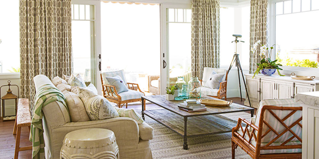 The Best Living Room Decorating Ideas for This Summer  The Best Living Room Decorating Ideas for This Summergallery 1429816968 beach style living room
