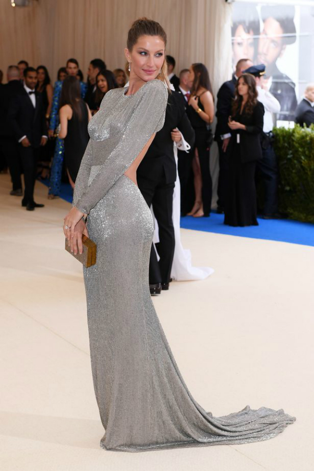 TOP 10 Best Dresses From MET GALA 2017