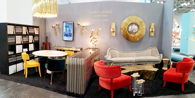 The Kick Off Start to ICFF 2017: Stay Up to Date with The Biggest Design News ICFF 2017 ICFF 2017: Get Inspired by Covet House Interiors imagem