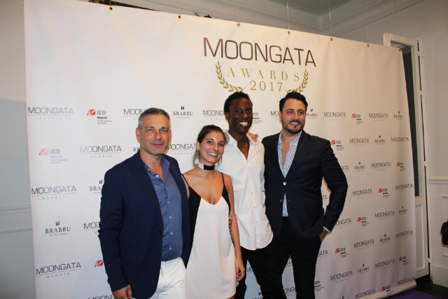 The big winner was the design student Celia Terron Alaman for Best Designer Title See the Best Moments of Moongata Awards 2017 in Madrid2 1