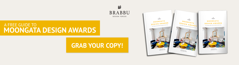 BRABBU at Casa Decor 2017: A Remarkable Guide EBOOK Hospitality Design Awards 2017: Find Out the WinnersAn Amazing Guide to MOONGATA Design Awards Casa Decor 2017 banner 1