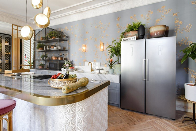 BRABBU at Casa Décor 2017: Guille García Hoz and Beatriz Silveira Joined Forces For Samsung in Home Décor BRABBU at Casa Décor 2017: Guille García Hoz and Beatriz Silveira Joined Forces For Samsung in Home DécorBRABBU at Casa D  cor 2017 Guille Garc  a Hoz and Beatriz Silveira Joined Forces For Samsung in Home D  cor 5