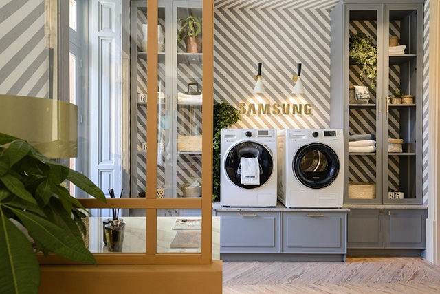 BRABBU at Casa Décor 2017: Guille García Hoz and Beatriz Silveira Joined Forces For Samsung in Home Décor BRABBU at Casa Décor 2017: Guille García Hoz and Beatriz Silveira Joined Forces For Samsung in Home DécorBRABBU at Casa D  cor 2017 Guille Garc  a Hoz and Beatriz Silveira Joined Forces For Samsung in Home D  cor 6