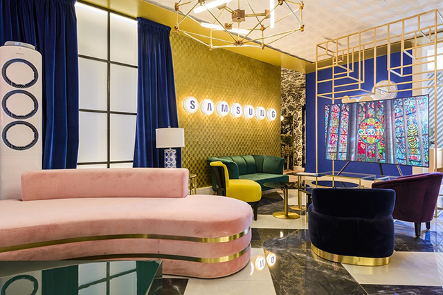 BRABBU at Casa Décor 2017: Guille García Hoz and Beatriz Silveira Joined Forces For Samsung in Home Décor BRABBU at Casa Décor 2017: Guille García Hoz and Beatriz Silveira Joined Forces For Samsung in Home DécorBRABBU at Casa D  cor 2017 Guille Garc  a Hoz and Beatriz Silveira Joined Forces For Samsung in Home D  cor