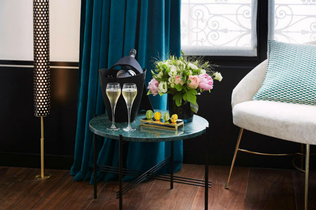 Inside the New Le Roch Hôtel & Spa Designed by Sarah Lavoine