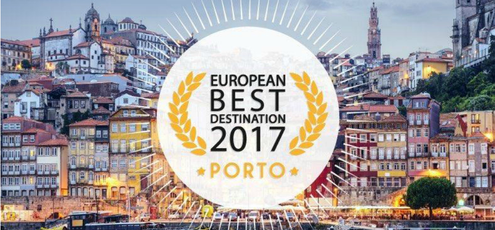 Meet the 2017 Best European Destination: Oporto, the design lover spot | 2017 Best European Destination. Trendy Places. Best Travel Destinations. #2017besteuropeandestination #trendyplaces #luxuryrestaurants >>> Get to know more exciting news: https://goo.gl/41wroP Meet the 2017 Best European Destination: Oporto, the design lover spotMeet the 2017 Best European Destination Oporto the design lover spot cover