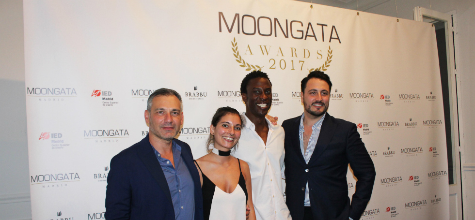 See the Best Moments of Moongata Awards 2017 in Madridfeatured