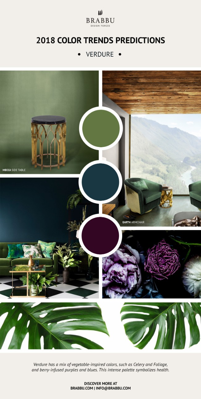 Pantone Reveals The Colour Trends 2018 That You Will Love colour trends 2018Pantone Reveals The Colour Trends 2018 That You Will LoveVerdure 4