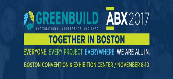 Greenbuild: Because Design Can Also Help The World