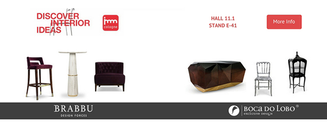 IMM Cologne 2018: New Inspirations For The Furnishing World IMM Cologne 2018IMM Cologne 2018: New Inspirations For The Furnishing Worldi425 cimgpsh orig