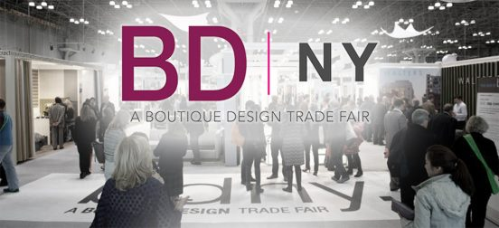 BDNY 2017: Calling All Design and Interiors Lovers