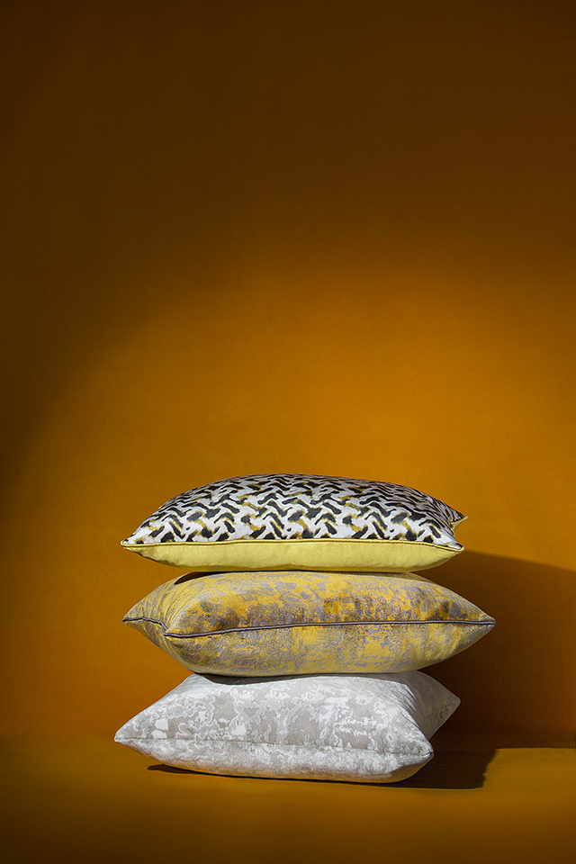 Decorative Pillows: BRABBU's New Fierce And Colorful ...