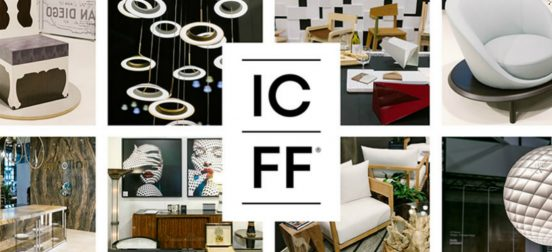 ICFF 2018: Get Ready With BRABBU For This Design Event