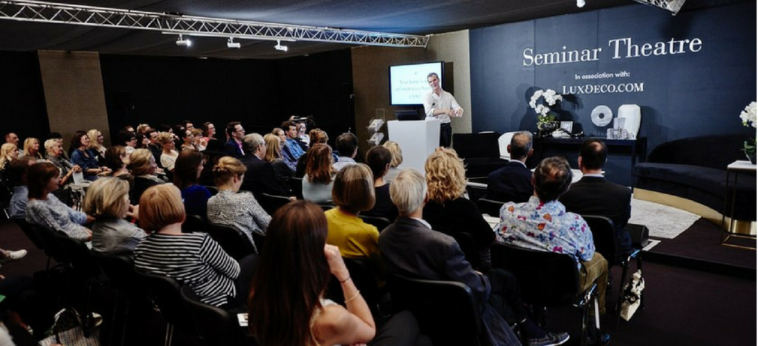 5 Top Design Conferences To Attend at Decorex 2018 decorex 20185 Top Design Conferences To Attend at Decorex 20185 Top Design Conferences To Attend at Decorex 2018