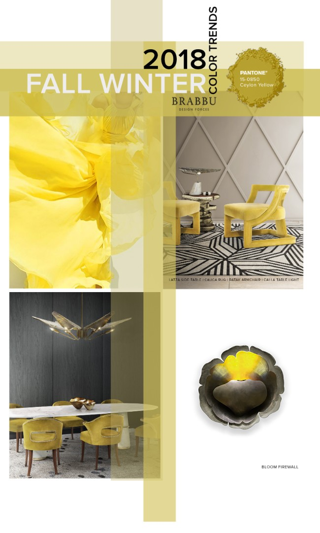 Fall Winter 2018_The Colours Unveiling New Home Decor Trends_Ceylon Yellow home decor trendsFall Winter 2018: The Colours Unveiling New Home Decor TrendsFall Winter 2018 The Colours Unveiling New Home Decor Trends Ceylon Yellow