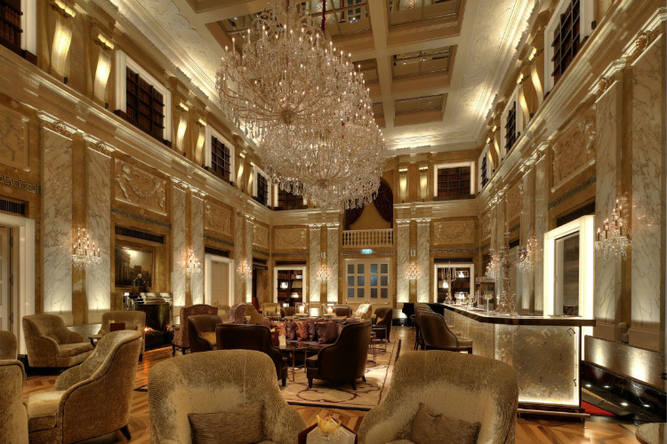 Brit List Brit List Top 25 Designers – The Brit List 2018 Imperial Hotel Vienna Design by Alex Kravetz Design 2
