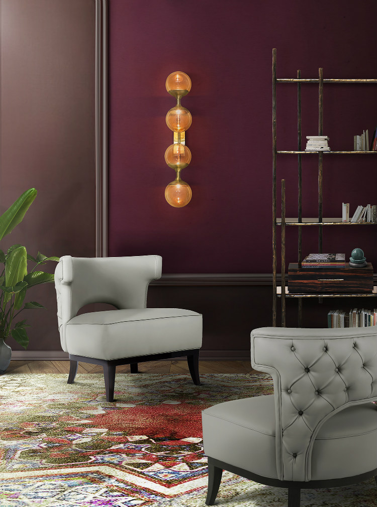 maison et objetThe Perfect Start for 2019: Maison et Objet is here!138 kansas armchair syrad wall lightmini