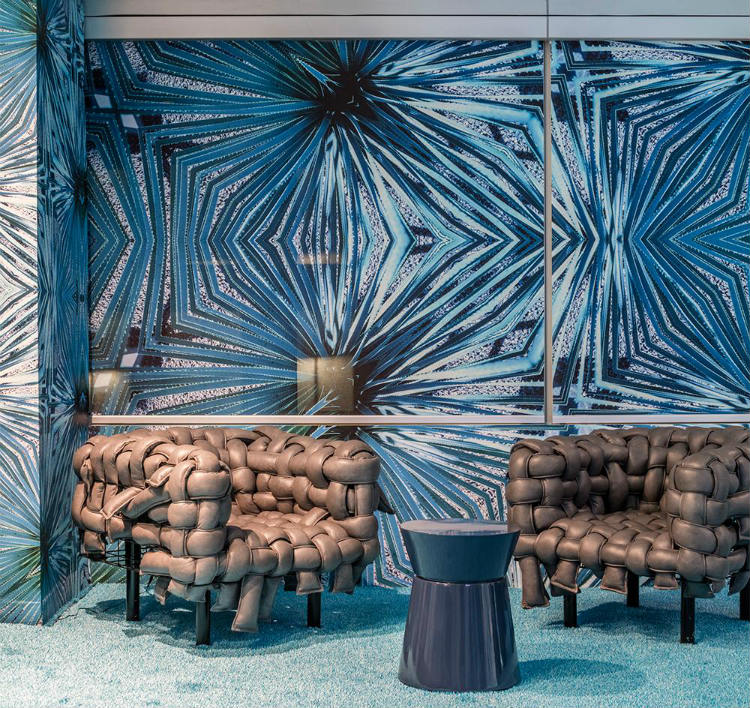 Collision with Design and Art casacor miamiA Collision Between Design and Art in CasaCor MiamiAgave Rendezvous by Edge Collections