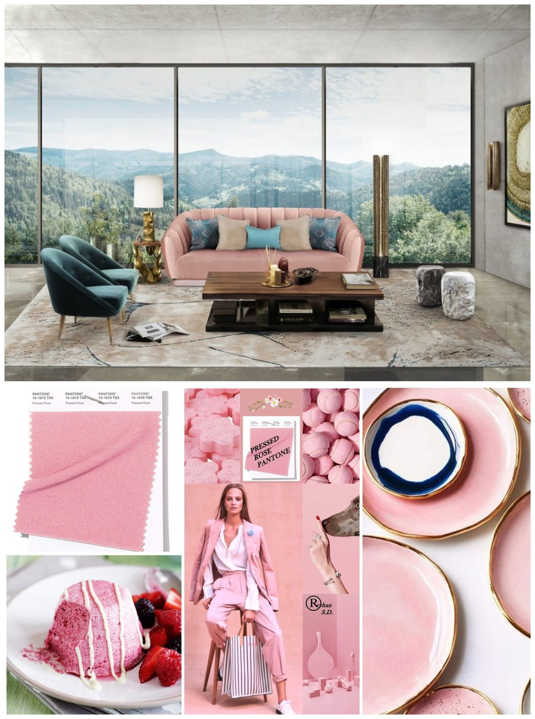 color paletteMeet the color palette for 2019 according to Pantonersz img 0556