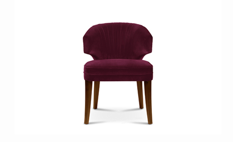Cassis ColorCassis Color: The 2019 Trend of Modern Interior DesignIbis Dining Chair Interior Design Trends Cassis Color