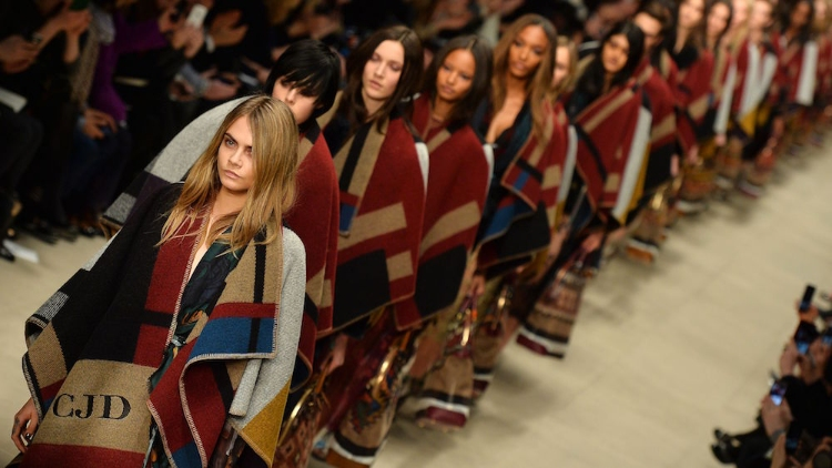 london fashion week 2019Everything You Need to Know About London Fashion Week 2019London Fashion Week 1