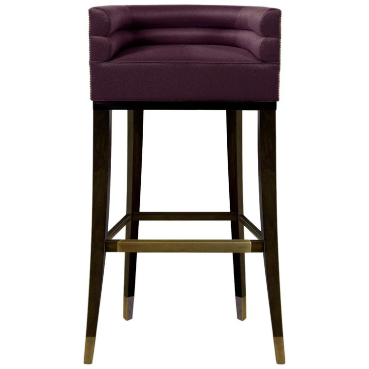 Cassis ColorCassis Color: The 2019 Trend of Modern Interior DesignMaa Bar Chair
