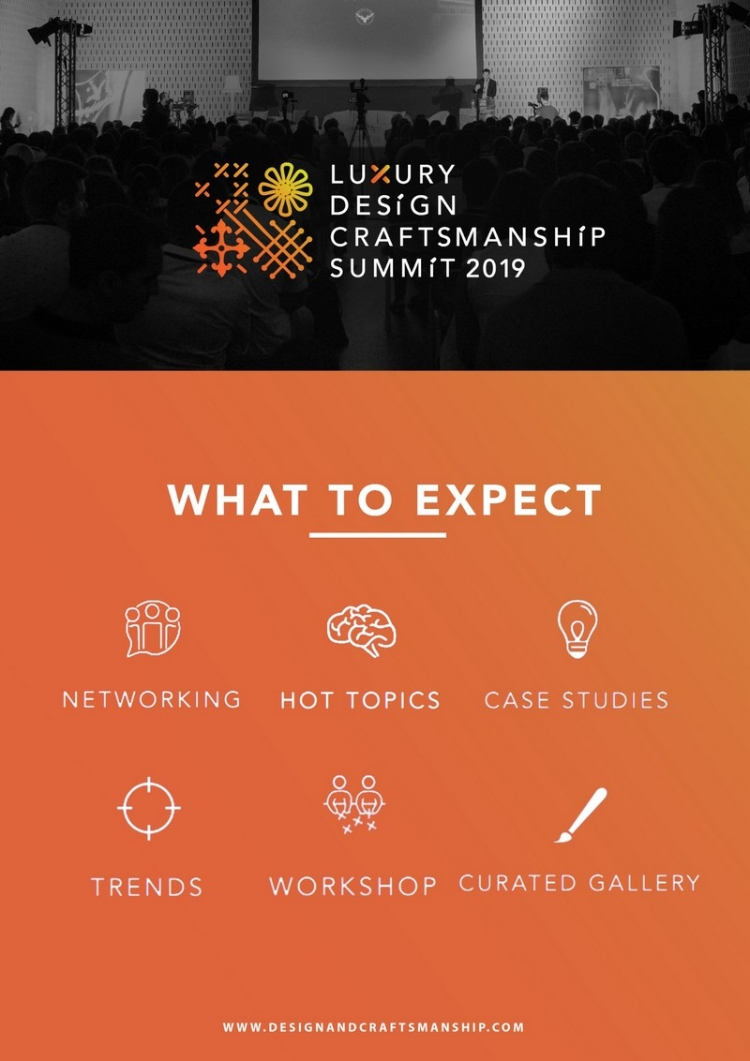 summit 2019Luxury Design & Craftsmanship Summit 2019: Everything You Need to KnowCelebrate Arts and Crafts With The Luxury Design Craftsmanship Summit 2019 2