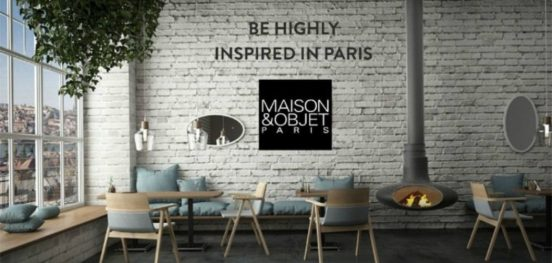 MAISON ET OBJET SEPTEMBER 2019 - The Workspace meets a timeless design maison et objetMAISON ET OBJET SEPTEMBER 2019 – The Workspace meets a timeless designMAISON ET OBJET SEPTEMBER 2019 The Workspace meets a timeless design 6 552x263