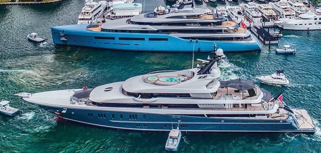 """boat showFL Boat Show returns to the """"Yachting Capital of the World"""" – Floridarty"""