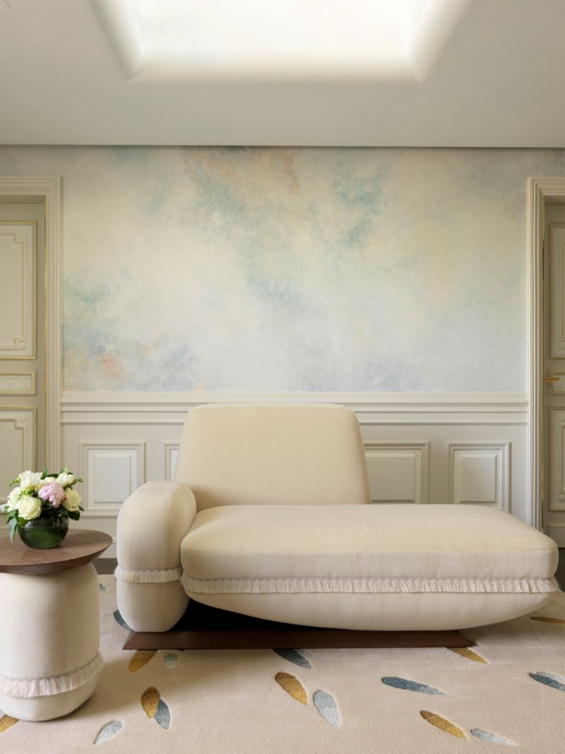projectHotel Le Meurice: an authentic dream project by Lally & BergerBelle Etoile Suite at Hotel Le Meurice an authentic dream design by Lally Berger 3
