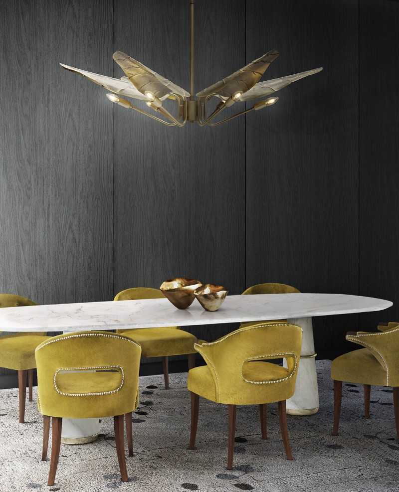 decoration trends for 2020Stay on top with these Decoration Trends for 2020137 agra dining 2 calla suspension New piecesmini