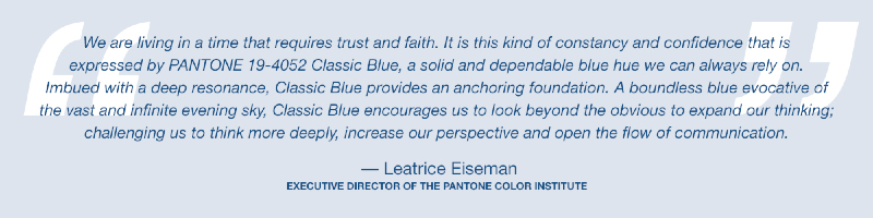 2020 color of the year is finally here: Classic Blue classic blue2020 colour of the year is finally here: Classic Blue2020 color of the year is finally here  Classic Blue