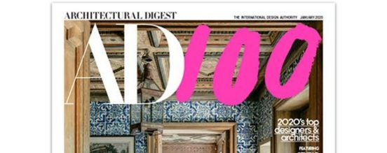 Architectural Digest releases a new book: AD 100, A Century of Style
