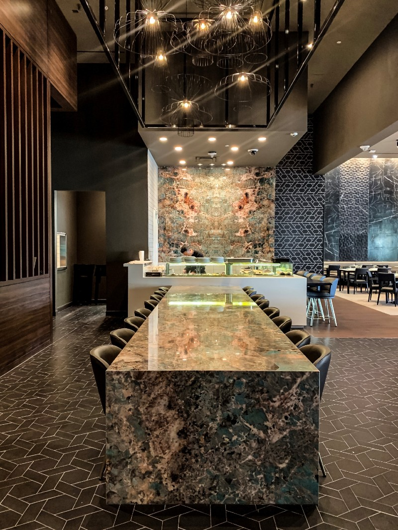 restaurant projectJade: sophisticated restaurant project at JW Marriott HotelJade sophisticated restaurant project at JW Marriott Hotel 2