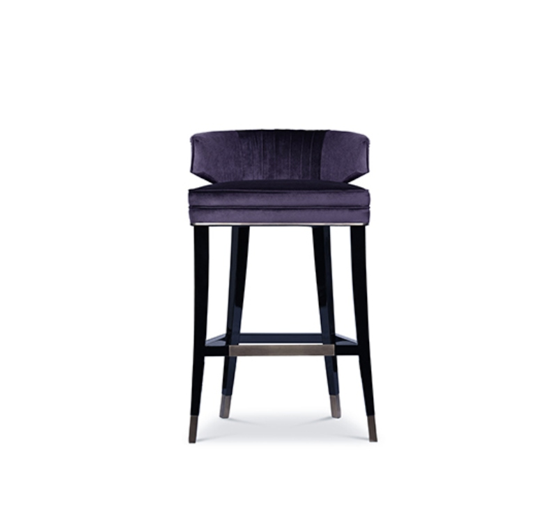 chairs, Brabbu, Uphlostery, dining chairs, bar chairs, beauty, personality, unique, design, elegant, luxurious, velvet, furniture, modern design,  chairUpholstery: Brabbu has the best chair options for a dream spaceibis bar chair 1 540x505 2